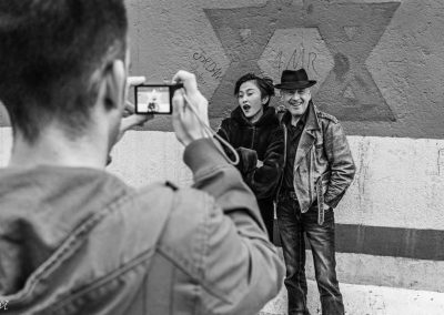 Shooting the Artist