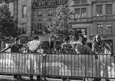Classic Days Berlin Zuschauer