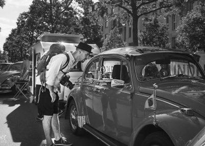 VW Käfer Fotograf - Classic Days Berlin