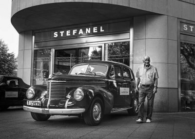 Classic Days Berlin 2017, Stefanel