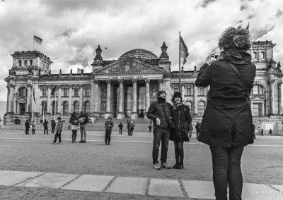 Reichtstag Fotografieren