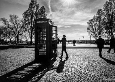 Tegeler See Telephone - Greenwich Promenade