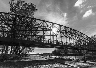 Brücke Greenwich Promenade
