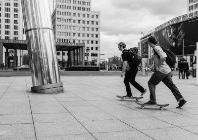 Synchron Skater