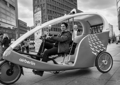 airberlin BikeTaxi