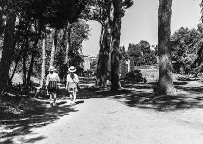 giardino Palatino Roma