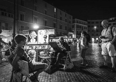 Piazza Navona Karikaturist